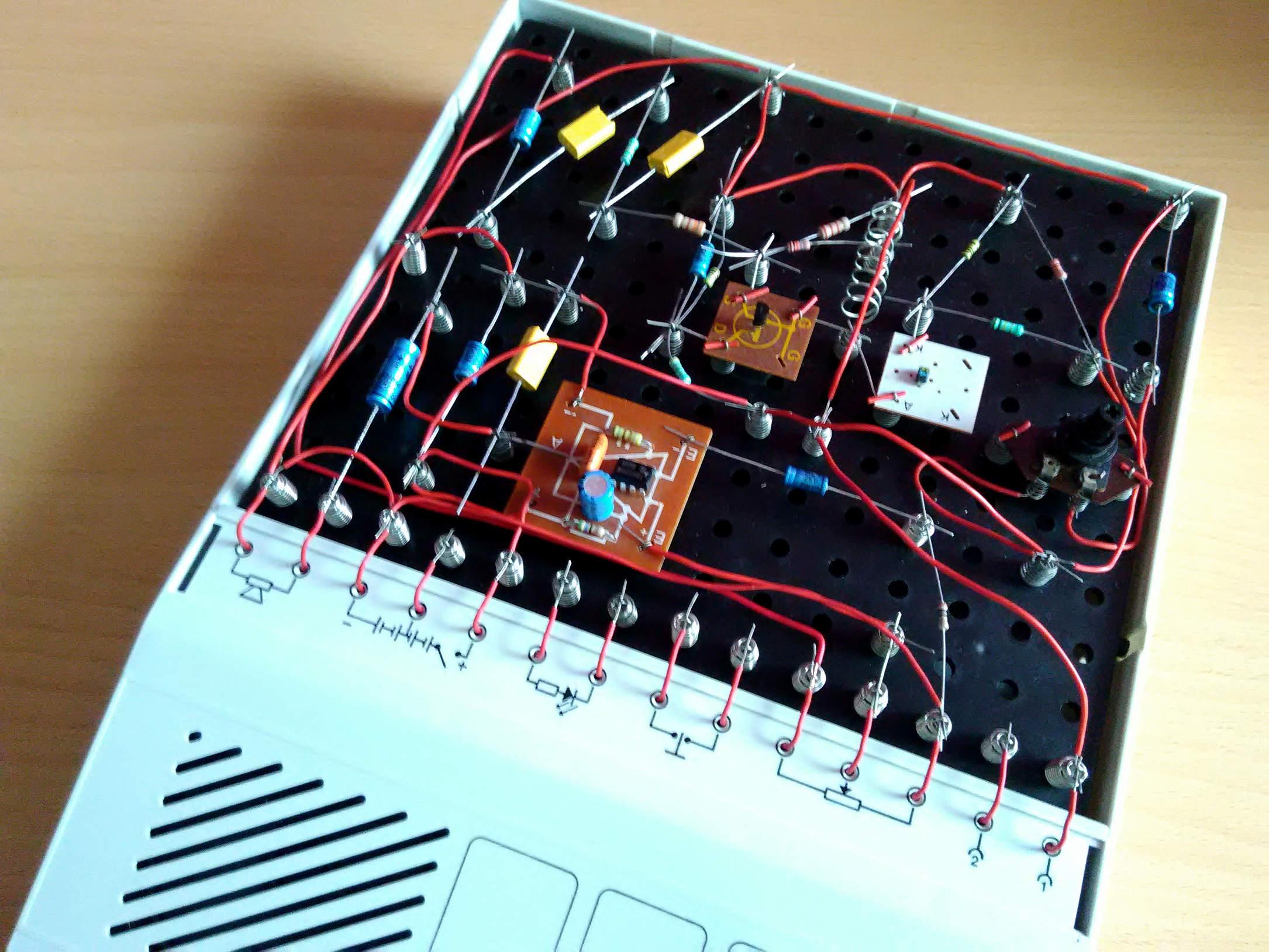 Elektronik Experimente | Diverse Schaltungen